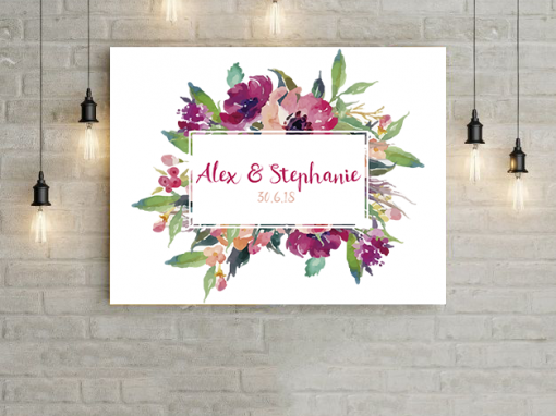 ALEX & STEPHANIE Branding