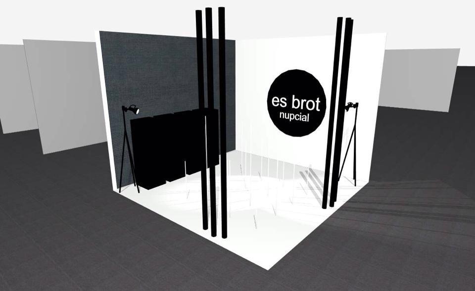 ES BROT Stands